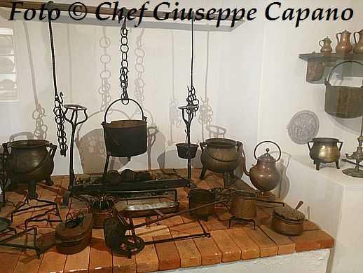 Cucina medievale stenico 518