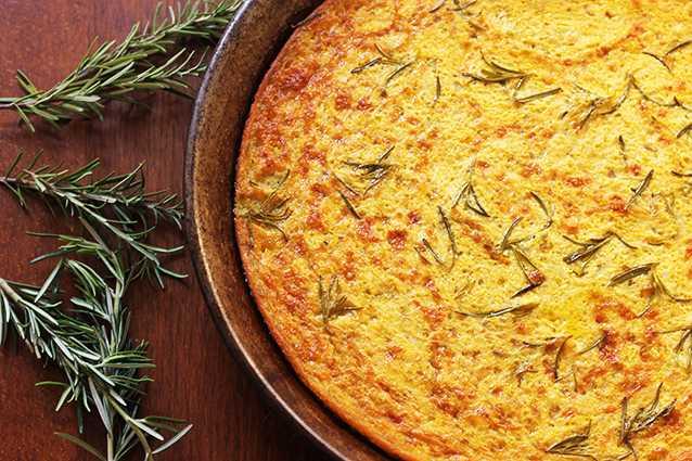 Una ricetta per la farinata da fare in casa