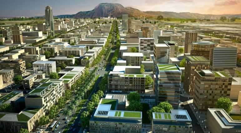 La città sostenibile